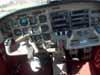 Instrument panel OY-JAV/PA28